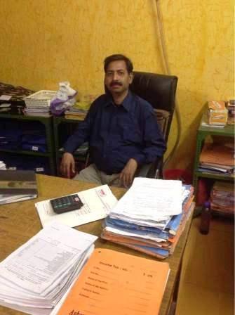 Business Consultant Ashwani Kumar Varshney Railway Road Aligarh