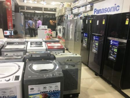 New Gaurav Electronics Showroom Civil Lines Aligarh
