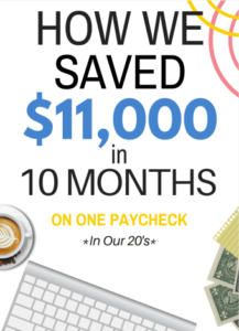 How to save money blog niche to make money