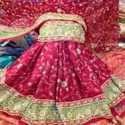 Pink Bridal Gharara Set Aligarh Shops Showrooms