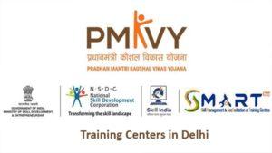 Skill India Free Training Centres Delhi List