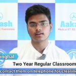 Aakash Best NEET Institute Nagla Padi, Agra