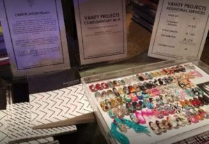 Vanity Projects Nail salon in New York City