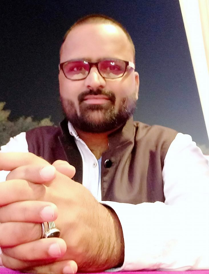 Sunil Chaudhary Political Consultant & Strategist to Politicians