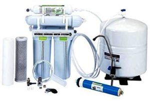 Healthy R O Water System