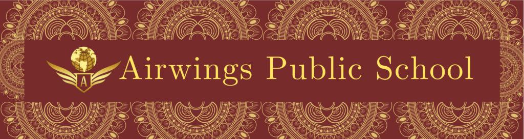 Airwings Public School Aligarh Banner Wallpaper