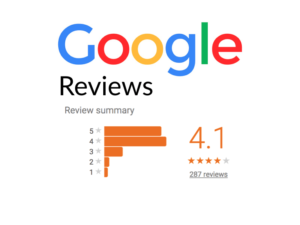 Google My Business Listing Reivews