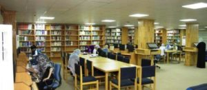 Labs and Library Facility