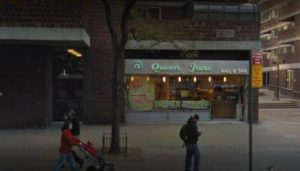 Queen Jane nail Salon in New York City