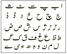 Language Classes Including English and Urdu