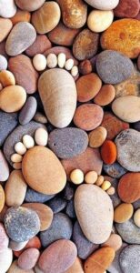 Colorful Sea stones Pictures Photos Look and Feel