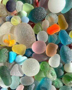 Beautiful Colorful Sea Stones Free Download Pics Photos