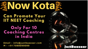Now Kota Can Promote Your IIT NEET Coaching Centre