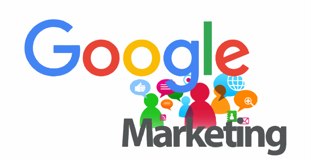 Who is best at Google Marketing
