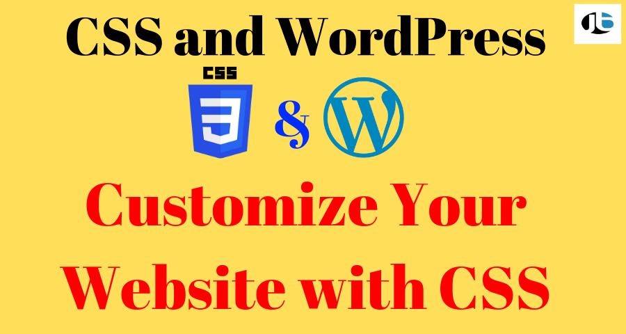 CSS and WordPress