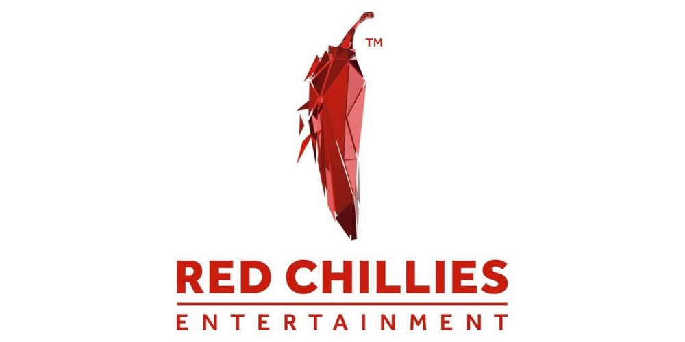 Shahrukh Khan production house red chillies Entertainmemnt