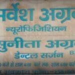 Dr. Sarvesh Agarwal