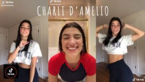 16 Year Old Charli D'Amelio The World's Most Followed person on TikTok