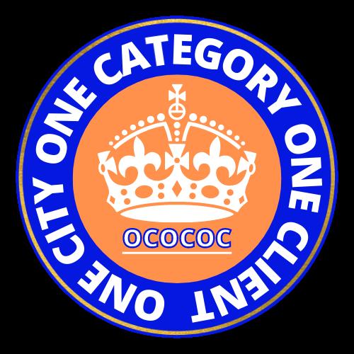 Logo OCOCOC By JustBaazaar