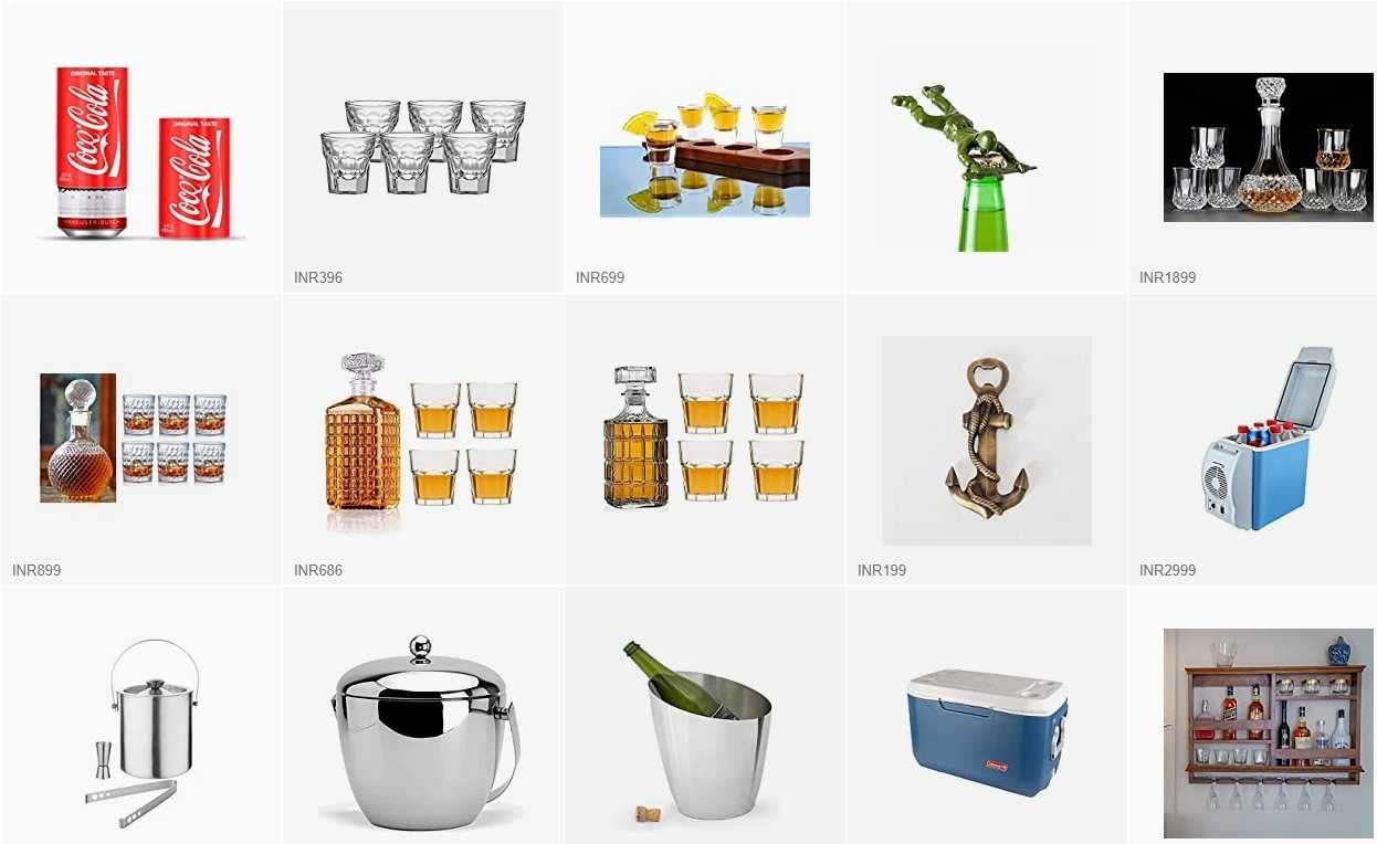 Top Drinking Accessories Whiskey Wine Beer Scotch