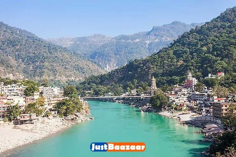The Ganga/Ganges Longest River in india