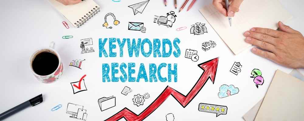 keyword research - How to Start a Blog and Make Money