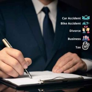 Attorneys in Bronx Personal Injury Car/Bike Accident Tax Business