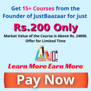 15 Courses for Rs. 200 Only