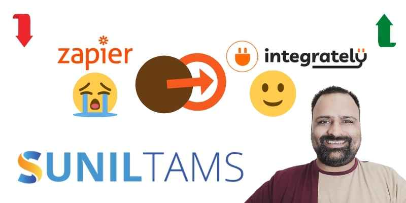 Top Zapier Alternative Integrately Has Risen | 6000 Free Tasks Per Month