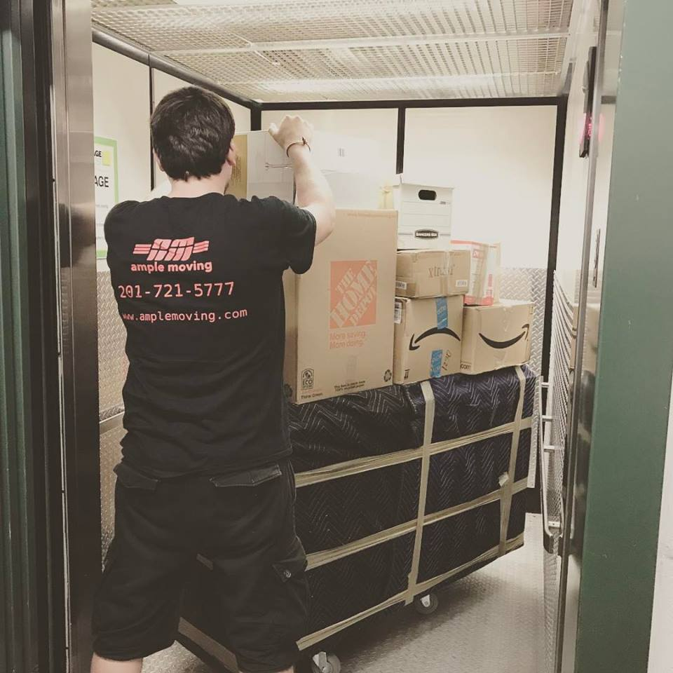 Ample Moving NJ   Best Movers and Packers Jersey City