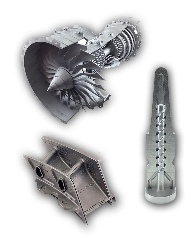 Rapid DMLS Metal 3D Printing solutions