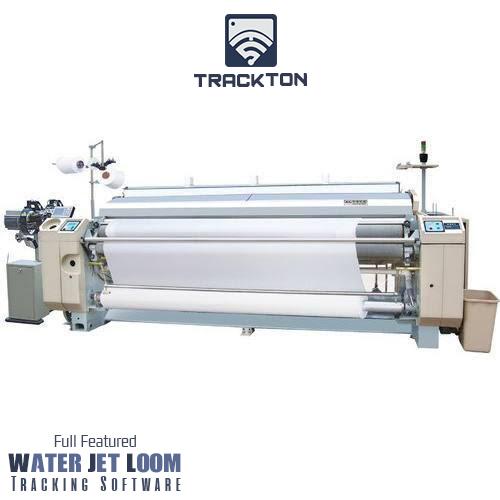 Trackton Loom data weaving monitoring system | JustBaazaar