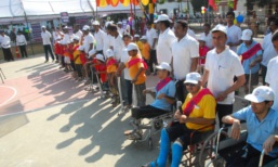 Trishla Foundation Cerebral Palsy Children Adolescents Rehabilitation Treatment