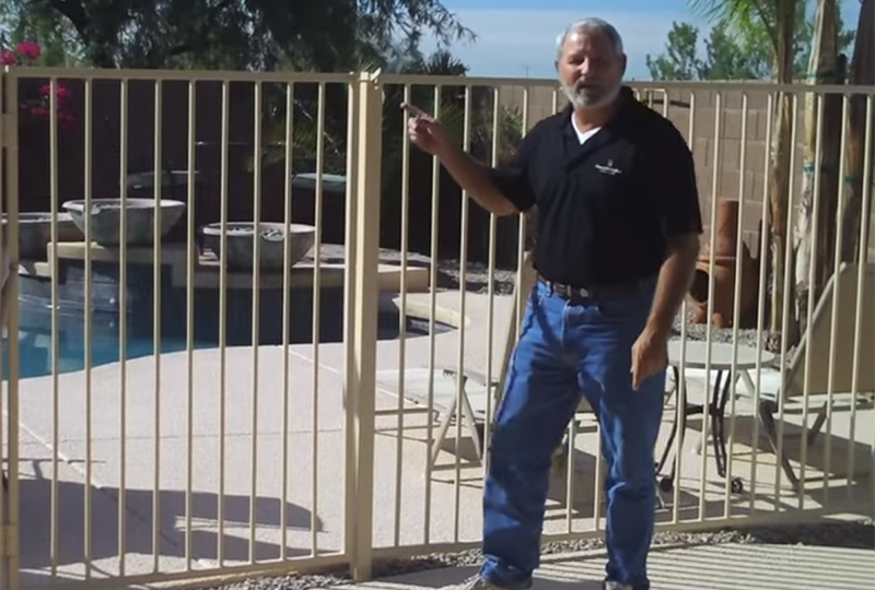 Secure Your Pool Fence