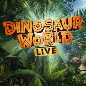 Dinosaur World Live logo
