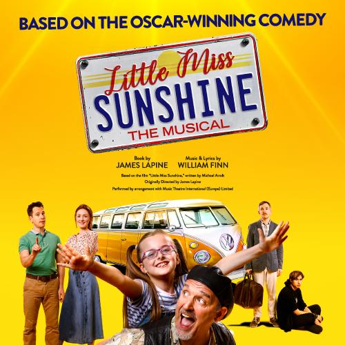 Little Miss Sunshine the Musical logo