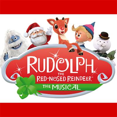 Rudolph The Musical logo