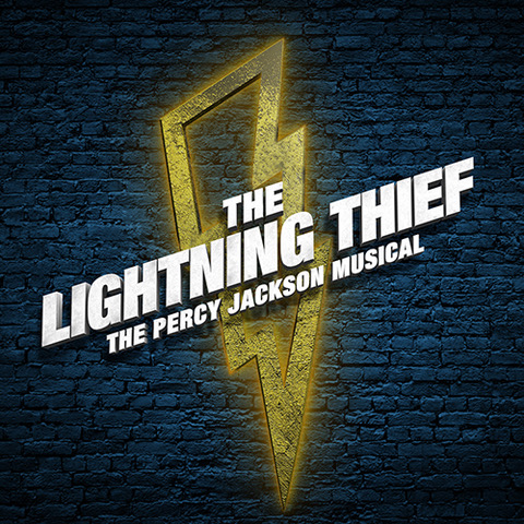 The Lightning Thief Musical logo