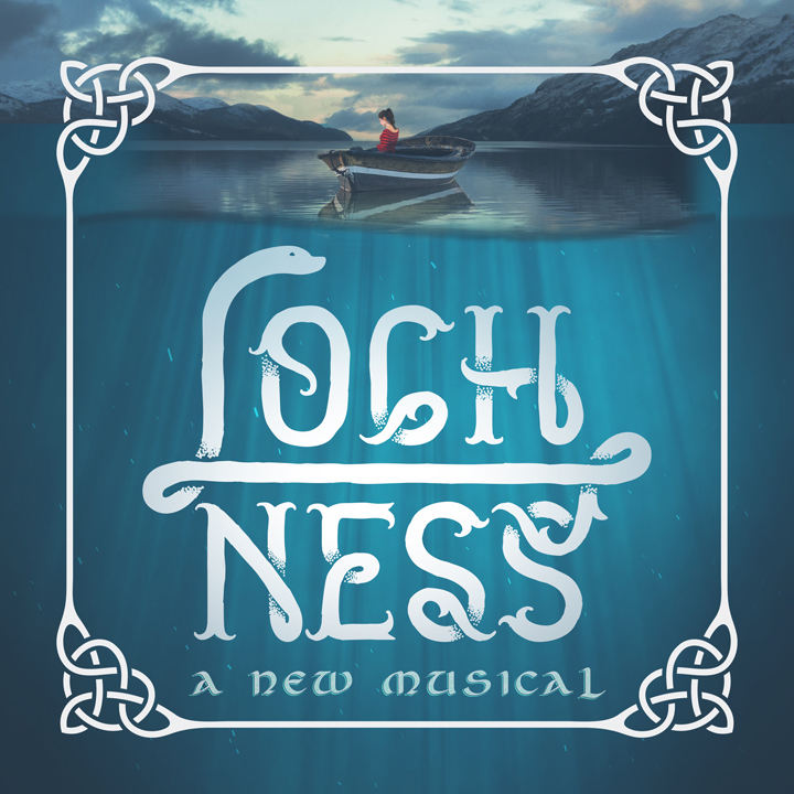 Loch Ness Musical logo