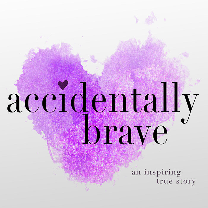 Accidentally Brave Show Logo