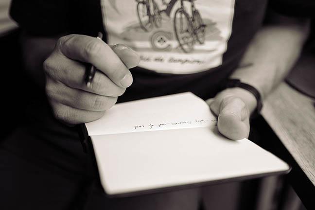 journal by Calum MacAulay