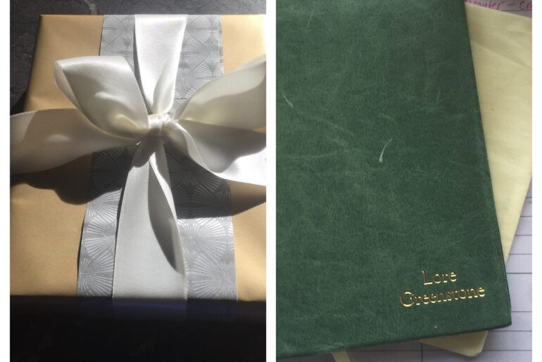 the journal gift