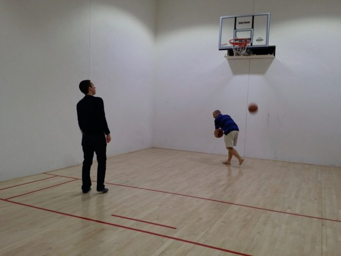 SkyTrip Basketball