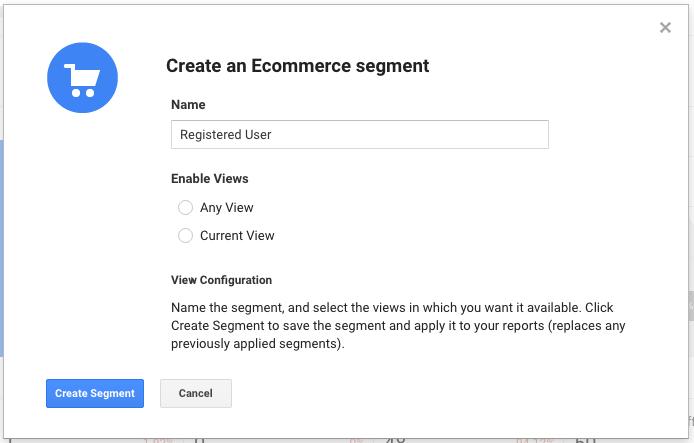 WooCommerce Google Analytics Pro checkout option segment