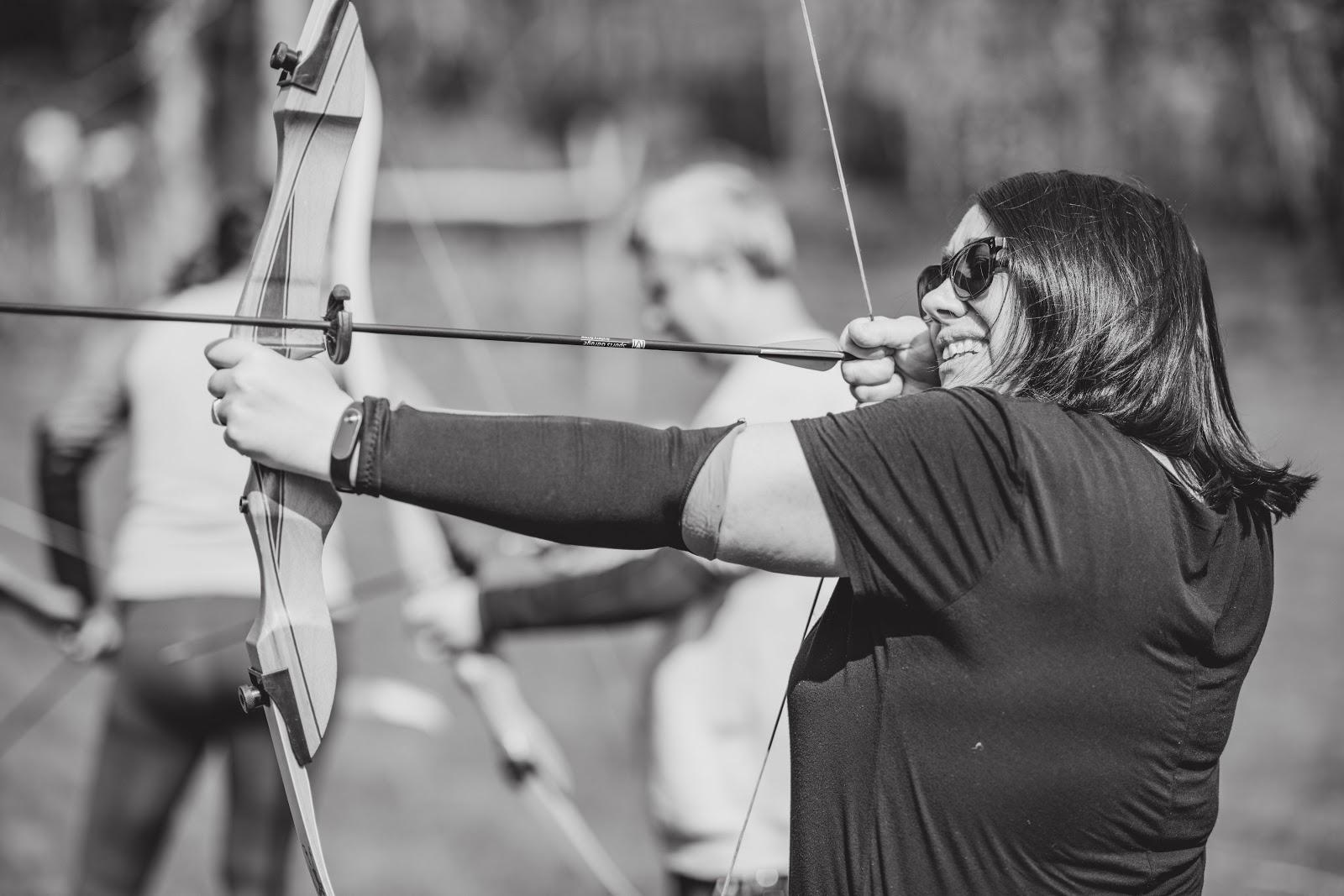 Archery at Dunskey Estate