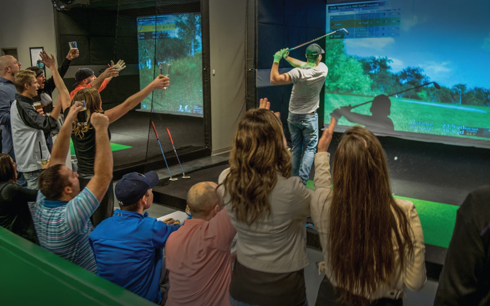 X-Golf America Projects 50th Location Launch