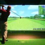 X-Golf hero