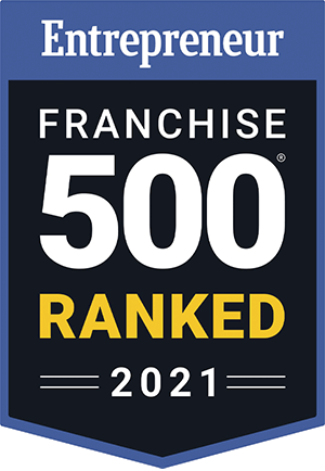 Entrepreneur 500 Franchise Ranked 2021