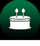 BIRTHDAY PARTIES<br><br>