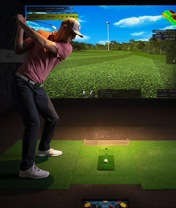 Contact X-Golf Kenosha